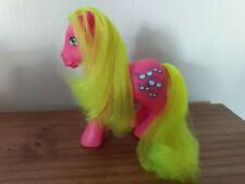 G1 my little pony SHADY NSS non so soft mon petit poney mein kleines