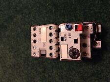 Ee Controls Aeg Xls07.10-Ao-K Ac motor starter 120 vac coil 4-6.3 A Ovld
