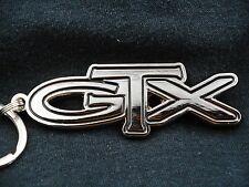 68 1968 Plymouth GTX emblem keychain (C3)