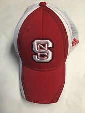 Adidas NC State Football Hat S/M Climalite Fitted S/M North Carolina NCSU