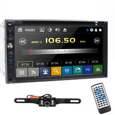 "Sony Lens Double 2Din 7""Car Stereo Radio DVD Player iPod Bluetooth TV MP3 Mic HD"