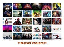 Marvel Superhero Avenger affiches-Comic Book Art Grande Photo sur toile imprime