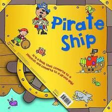 Convertible Pirate Ship by Claire Phillip (Board book, 2013)