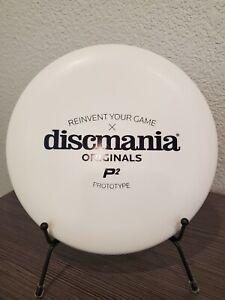 Discmania D-Line P2 Prototype Putter 175g