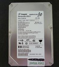 "40GB HP Seagate ST340016A 9T6002-733 3.19 02454 SATA 3.5"" Hard Disk Drive / HDD"