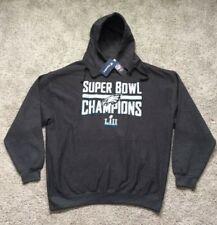 New ProLine Fanatics Super Bowl LII 52 Philadelphia Eagles Champs Hoodie!  XXL! 6c313a4e4