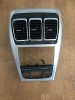 2007-2012 GMC Acadia Center Dash Radio AC Heat Temp Control Bezel Trim OEM #50B