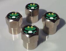 Mignon Bébé Grenouille Alluminium Pneu Valve pour Pneu Roue