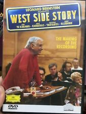 Leonard Bernstein Conducts West Side Story - The Making Of The Recording DVD