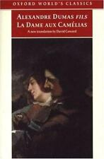 La Dame aux Camelias (Oxford World's Classics)-ExLibrary
