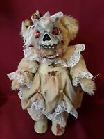 """Sinisterly Sissy's 'Clementine' Undead, Spooky, Creepy, Haunted, Gothic, 19"""""""