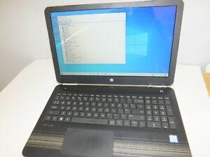 Fast core i3 7th gen HP Pavilion 15-au17sa Laptop 256gb ssd 12gb ddr4 windows 10