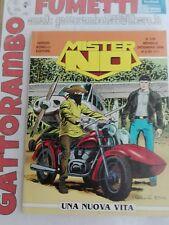 Mister No N.379 ultimo della serie Raro - Bonelli buono++