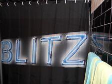 BLITZ Kids NEON shower curtain London 80's Boy George Leigh Bowery Steve Strange
