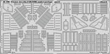 Eduard 1/48 Gloster Javelin FAW.9/FAW.9R Undercarriage # 48796