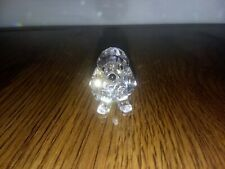 Swarovski Crystal Mini Sitting Beagle Puppy Dog Figurine