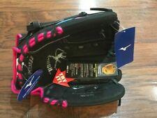 New Mizuno Prospect Finch 11� Softball Mitt Ages 7-8 Rht