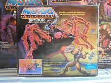 SPYDOR - SPANISH - 1985 - MASTERS OF THE UNIVERSE - HE-MAN - MOTU - MOC - MIB