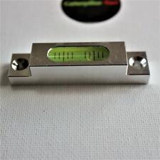 Metal Precision Level Glass Vial, Spirit Bubble Level, 66mm GS