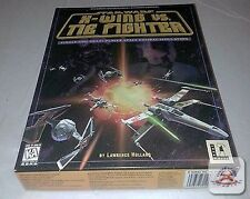 Star Wars: X-Wing vs. TIE Fighter (PC, 1997)