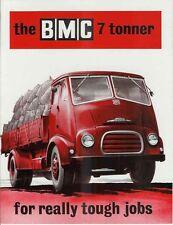 1957 BMC AUSTIN MORRIS FF 7 TON TRUCK British Brochure