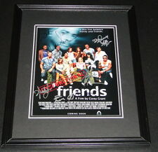 Dysfunctional Friends Cast Signed Framed 8x10 Photo Poster Terrell Owens + 8