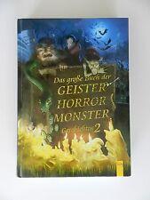 Das grosse Buch der Geister Horror Monster Geschichten Terry Deary