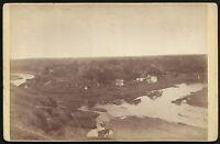 India. Maharashtra State. # 43. Balapur from Fort.