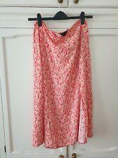 Floral Floaty Midi Skirt