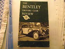 Bentley Drivers Club Review Magazine - October 1970