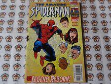 Amazing Spider-Man (1998) Marvel - #1, REG CVR, Mackie/John Byrne Art, NM-