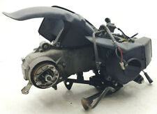 Piaggio Free 50  Motor mit Anbauteile (Motor läuft) (123A) 14