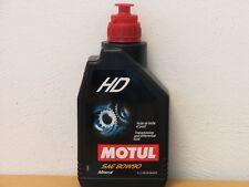 Motul HD SAE 80W-90 mineralisches Hypoid Getriebeöl 1 Ltr