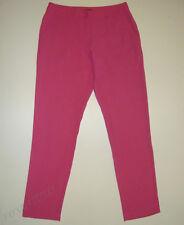 BEAUTIFUL SABA PINK STRAIGHT LEG PANTS AUS 10 (US 6)