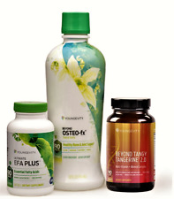 Sirius Healthy Body Start Pak BTT Tabs Osteo Fx Liquid EFA Plus by Youngevity
