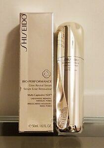 Shiseido Bio-Performance GLOW Revival Serum 1.6oz NEW