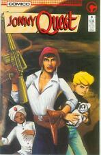 Jonny Quest # 9 (Murphy Anderson) (Estados Unidos, 1987)