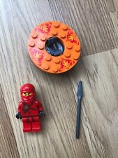 LEGO Ninjago Kai  Set No 2111 Included Spinner As Pictured