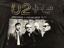 U2 Innocence Experience Tour T Shirt 2015 Usa Made!