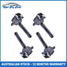 4 x Ignition Coil for Audi A3 A4 A6 Skoda Octavia VW Golf Passat 4 Cylinder Eng.
