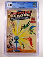 Justice League of America #12 CGC 5.0 1962 1st Appearance/Origin of Doctor Light