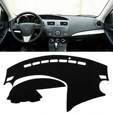FIT FOR 09-13 MAZDA 3 DASHBOARD COVER DASHMAT DASH MAT PAD SUN SHADE CARPET PAD