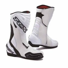 TCX S-Sportour WHITE Motorcycle boots Size 39