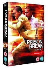 Prison Break - Season 2 - Part 1 [2006] [DVD] By Wentworth Miller,Dominic Pur.