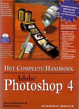 Adobe Photoshop 4 Het Complete Handboek NL