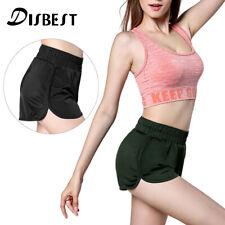 DISBEST Womens Sports Shorts Yoga Gym Running Ladies Summer Beach Casual Pants