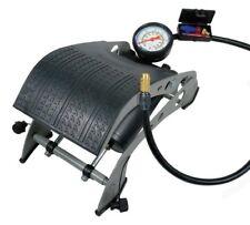 Bomba aire pedal inflador Hinchador Manómetro Michelin Presión rueda Neumático