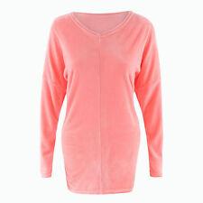 Fashion Womens Loose Long Sleeve Sweater Blouse Sweatshirt Jumper Pullover Tops