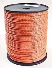 Polypropylen Seil 5mm-  500m-Scheibenspule Polypropylenseil Kabeleinziehseil