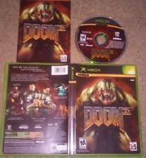 Doom 3 -- XBOX --complete speical edition perfect condition